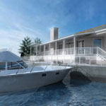 Sea House 01 - Render gallery - architectural rendering