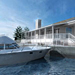 Sea House  001 - architectural rendering - static